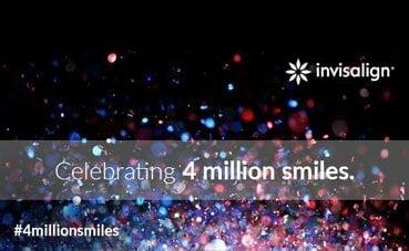 Invisalign 4 Million Smiles