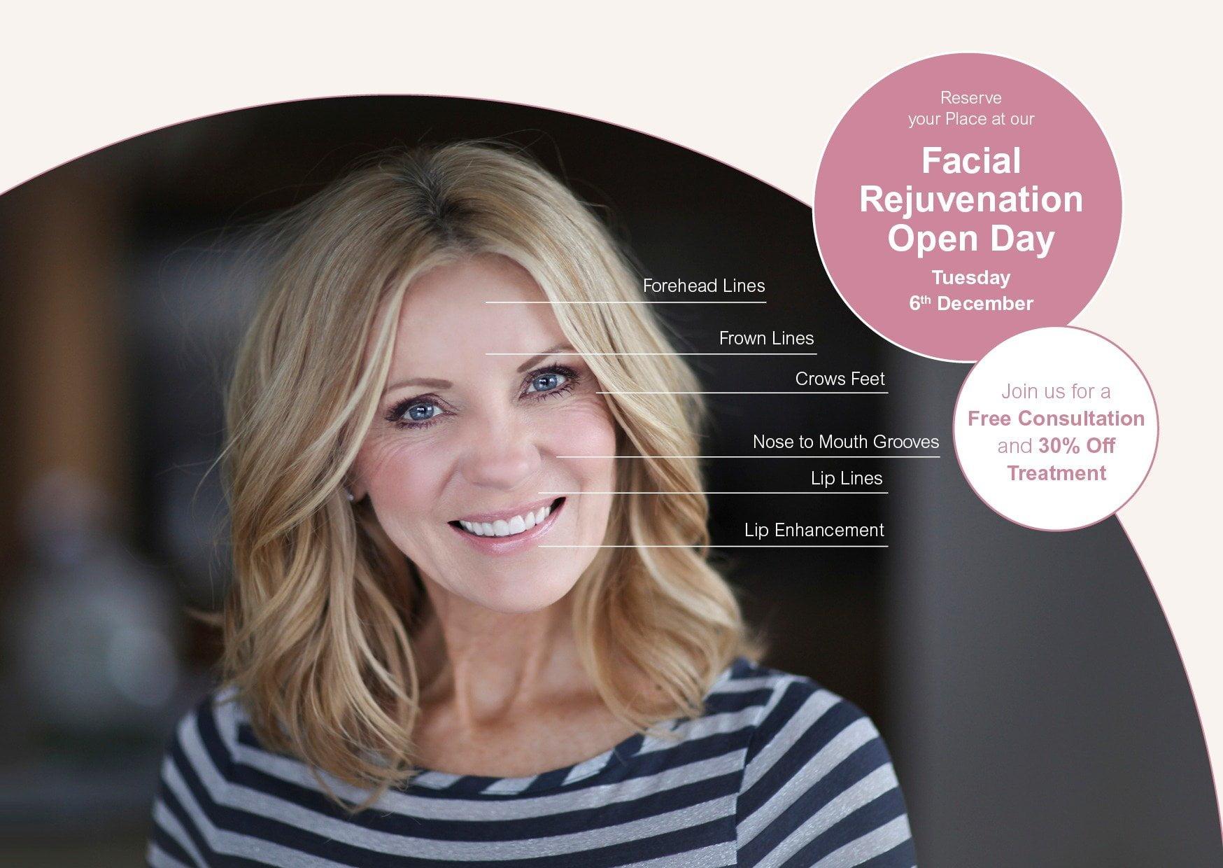Open Day Facial Rejuvenation